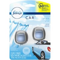 Febreze® 2-Count Car Vent Clip in Linen and Sky