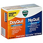 Vicks® 24-Count Dayquil And Nyquil Combo Pack Cold and Flu Relief Liquicaps