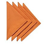 Solid Buffet Napkins in Rust (Set of 4)