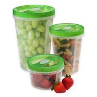 Gourmet Solutions® 6-Piece Twister Food Storage Set