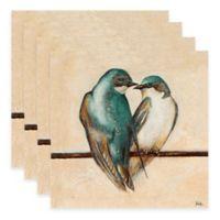 Thirstystone® Avian Gleeful Coasters (Set of 4)