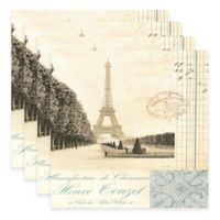 Thirstystone® Paris Early Dawn Coasters (Set of 4)