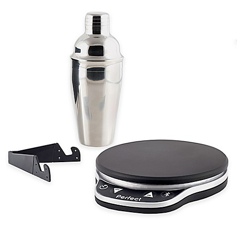 Perfect drink 2 0 smart scale and app bed bath beyond for Perfect pro smart scale
