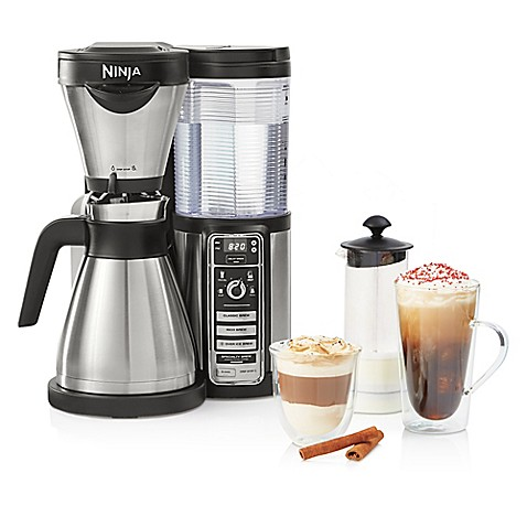 Ninja Coffee Bar Brewer With 43 Oz Stainless Steel Thermal Carafe