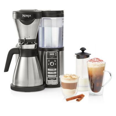 Ninja Coffee Bar Brewer with 43 oz. Stainless Steel Thermal Carafe - Bed Bath & Beyond