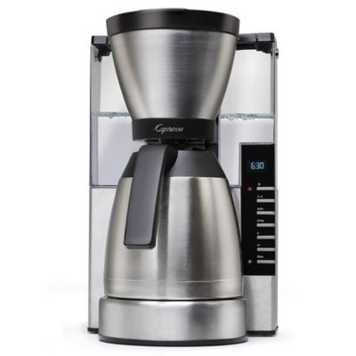 Bed Bath And Beyond Thermal Coffee Maker : Capresso MT900 10-Cup Thermal Rapid Brew Coffee Maker - Bed Bath & Beyond