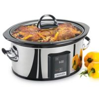 Crock-Pot® 6.5-Quart Slow Cooker with eLume™ Touchscreen