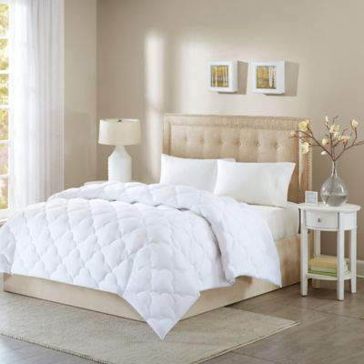 sleep philosophy wonder wool fullqueen down alternative comforter - Down Comforter Queen
