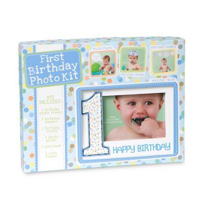 First Birthday Frame from Buy Buy Baby