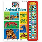 Animal Tales  Treasury Sound Book by Eric Carle