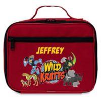 Wild Kratts™ Creature Adventure Lunch Bag in Red