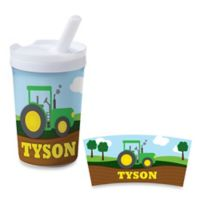 Tractor 8 oz. Sippy Cup
