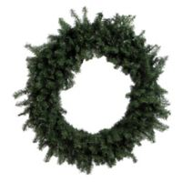 Vickerman 48-Inch Canadian Pine Wreath