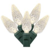 Vickerman 200-Count LED Light Set in Warm White