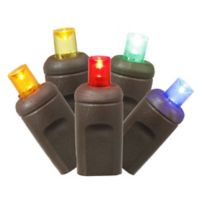Vickerman 150-Count LED Light Set in Multicolor