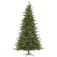 Vickerman 6.5-Foot Fresh Balsam Fir Pre-Lit Christmas Tree with Clear Dura-Lit Lights