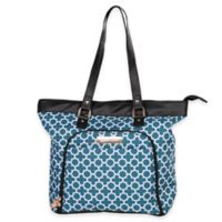 Jenni Chan Aria Broadway 18-Inch Computer Tote in Green