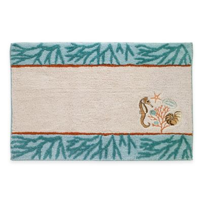Avanti Seaside Vintage Bath Rug