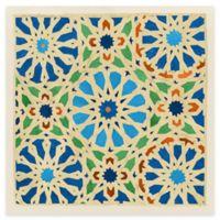 Moroccan Tile Arrangement 1 Giclée Canvas Wall Art