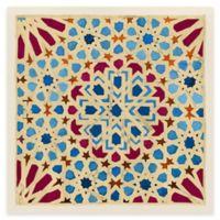 Moroccan Tile Arrangement 2 Giclée Canvas Wall Art