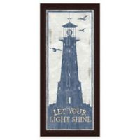 Framed Lighthouse 1 Wall Art