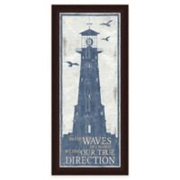 Framed Lighthouse 2 Wall Art