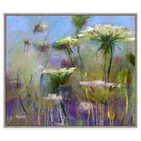Framed Giclée Wild Flowers Print Wall Art