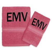 Southern Tide® Skipjack Bath Towel in Pink