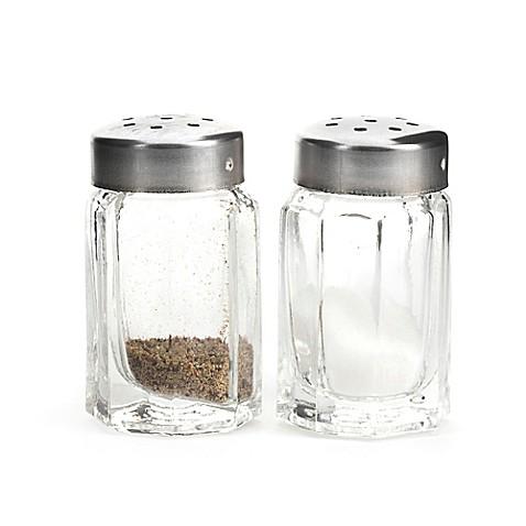 Kikkerland Design Mini Salt And Pepper Shakers Bed Bath