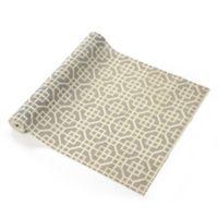 Con-Tact® Grip Print Non-Adhesive Shelf Liner in Citadel Grey