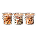 Oggi™ Glass Canisters (Set of 3)