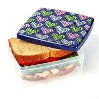 Fit & Fresh® Hearts Lunch POD in Purple