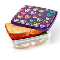 Fit & Fresh® Hoot Lunch Pod in Purple