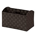 Honey-Can-Do® Mail and File Organizer Storage Box in Espresso