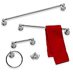 Kingsley™ Chrome Bathroom Wall Hardware