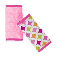 Nuby™ Reversible Strap Cover in Pink