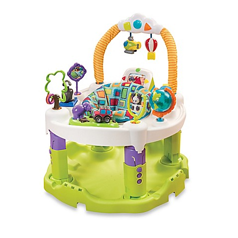 Evenflo 174 Exersaucer 174 Triple Fun World Explorer Activity