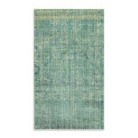 Safavieh Mystique 3-Foot x 5-Foot Area Rug in Green/Multi