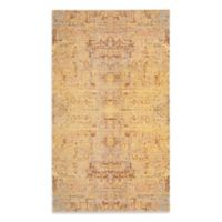 Safavieh Mystique 3-Foot x 5-Foot Area Rug in Gold/Multi