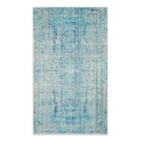 Safavieh Mystique 3-Foot x 5-Foot Area Rug in Light Blue/Multi