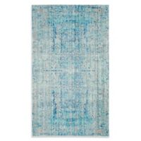 Safavieh Mystique 4-Foot x 6-Foot Area Rug in Light Blue/Multi
