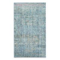 Safavieh Mystique 4-Foot x 6-Foot Area Rug in Blue/Multi