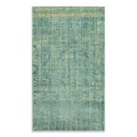 Safavieh Mystique 4-Foot x 6-Foot Area Rug in Green/Multi