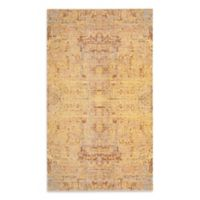 Safavieh Mystique 4-Foot x 6-Foot Area Rug in Gold/Multi