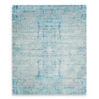 Safavieh Mystique 9-Foot x 12-Foot Area Rug in Light Blue/Multi