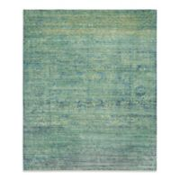 Safavieh Mystique 9-Foot x 12-Foot Area Rug in Green/Multi