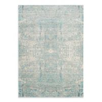Safavieh Mystique 9-Foot x 12-Foot Area Rug in Teal/Multi