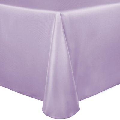 Genial Duchess 60 Inch X 90 Inch Tablecloth In Lilac