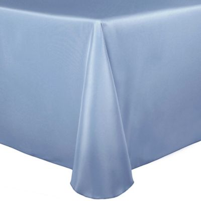 Buy Periwinkle Polyester Tablecloth From Bed Bath Amp Beyond