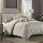 Regency Heights Vaughn Full/Queen Duvet Cover Set in Ivory